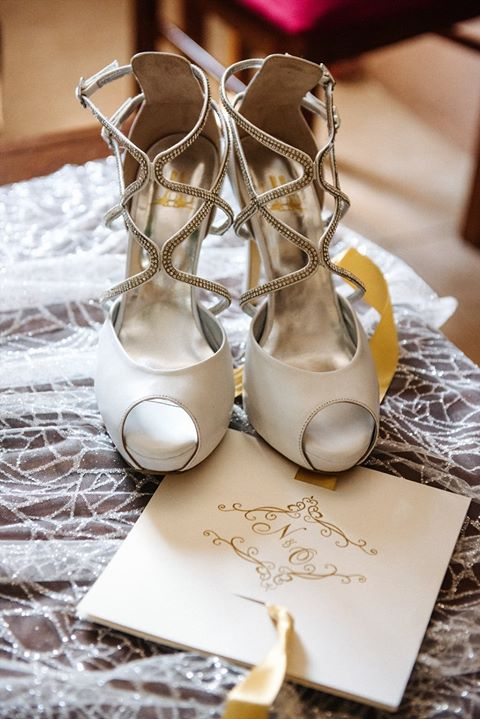 Lou bridal shoes Daianna